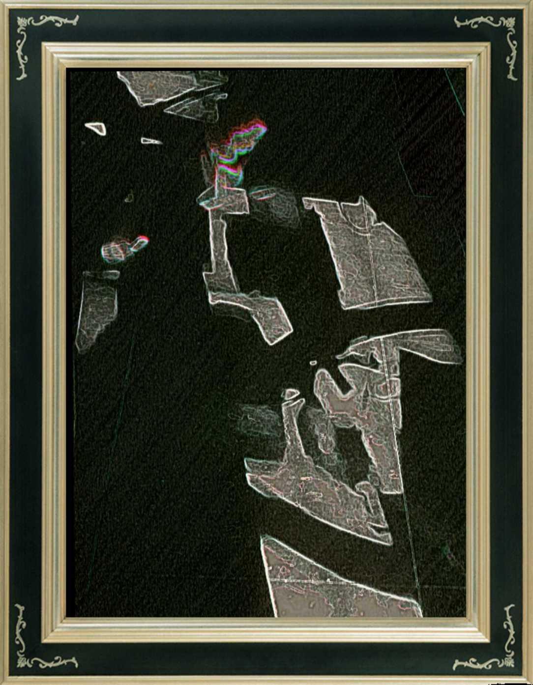Cascading Shadows by R.M.Benson